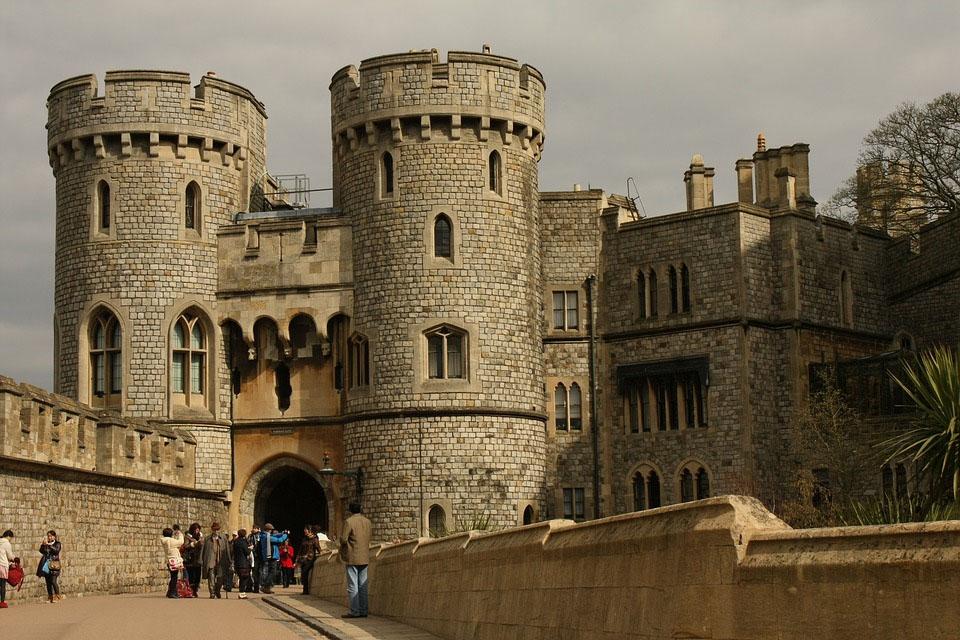 England Windsor Castle