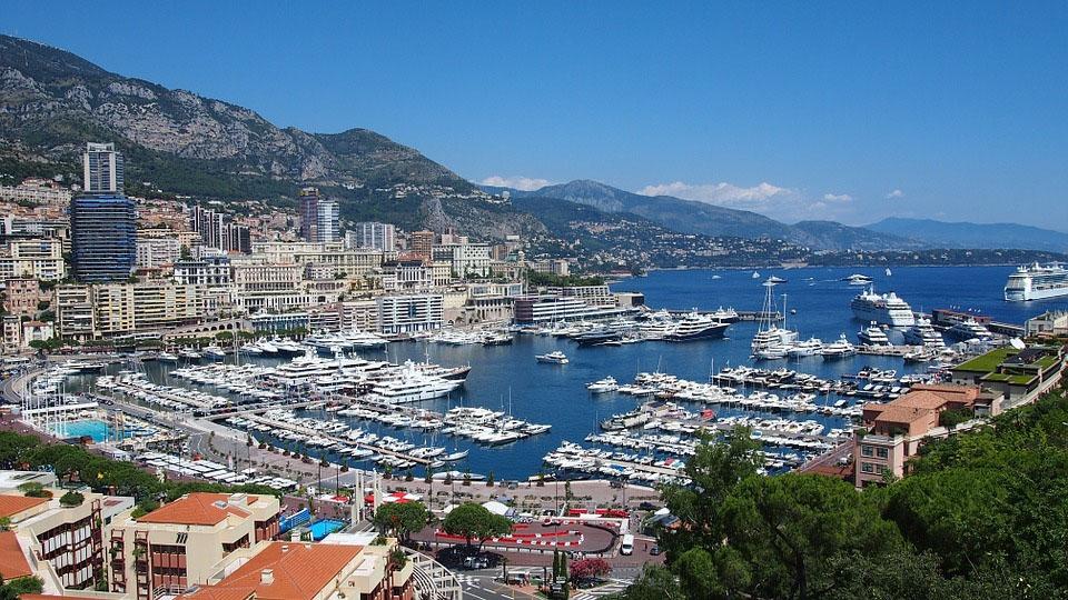 France Monaco French Riviera