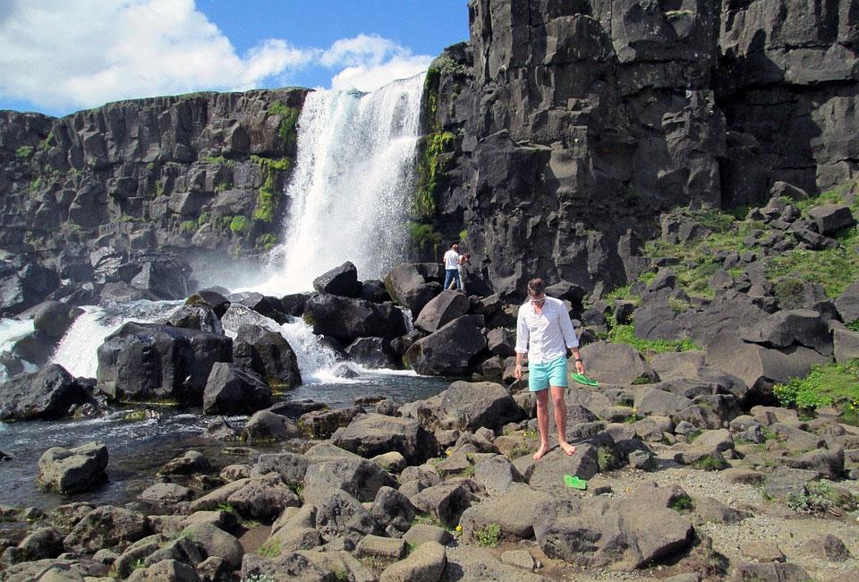 Iceland-Thingvellir