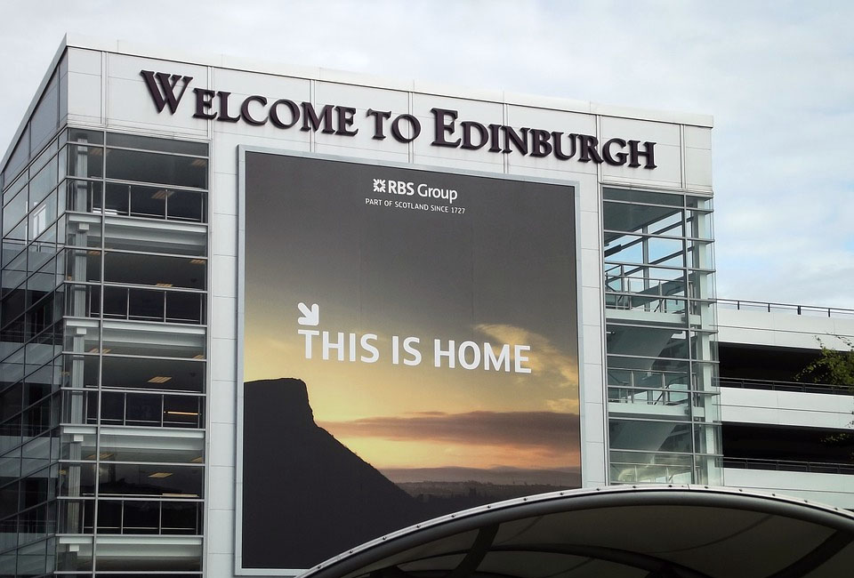 Scotland Edinburgh Airport