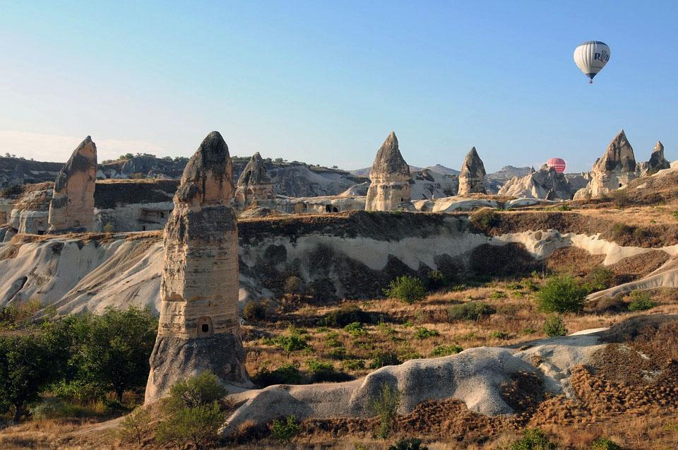 Turkey Capadocia Goreme