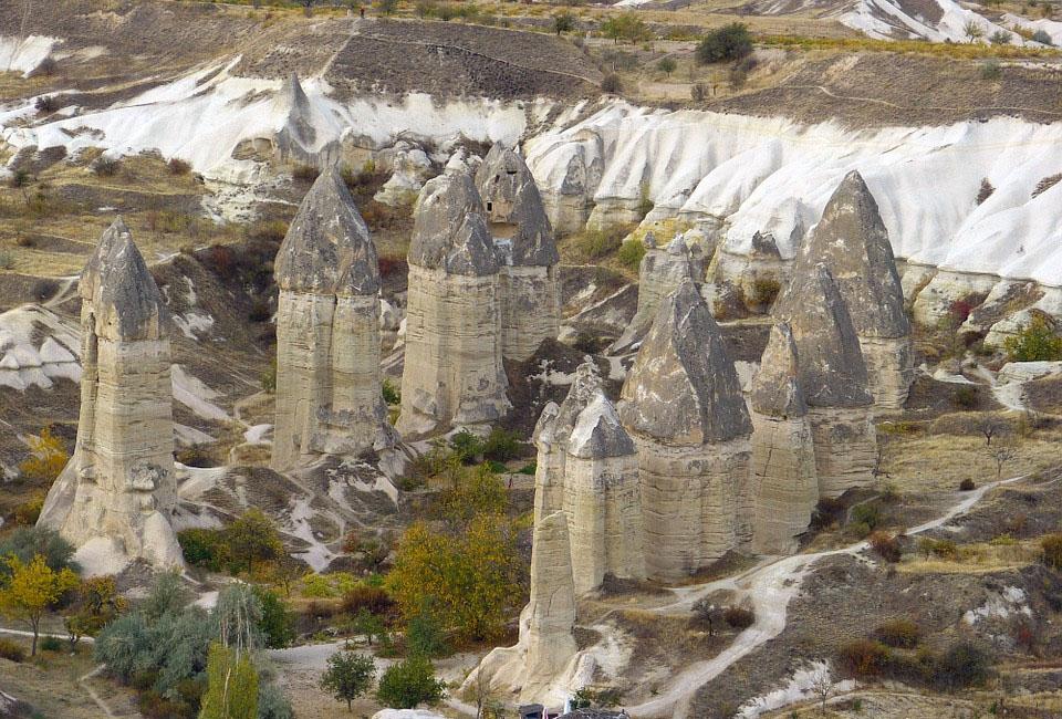 Cappadocia Fairy Chiimneys