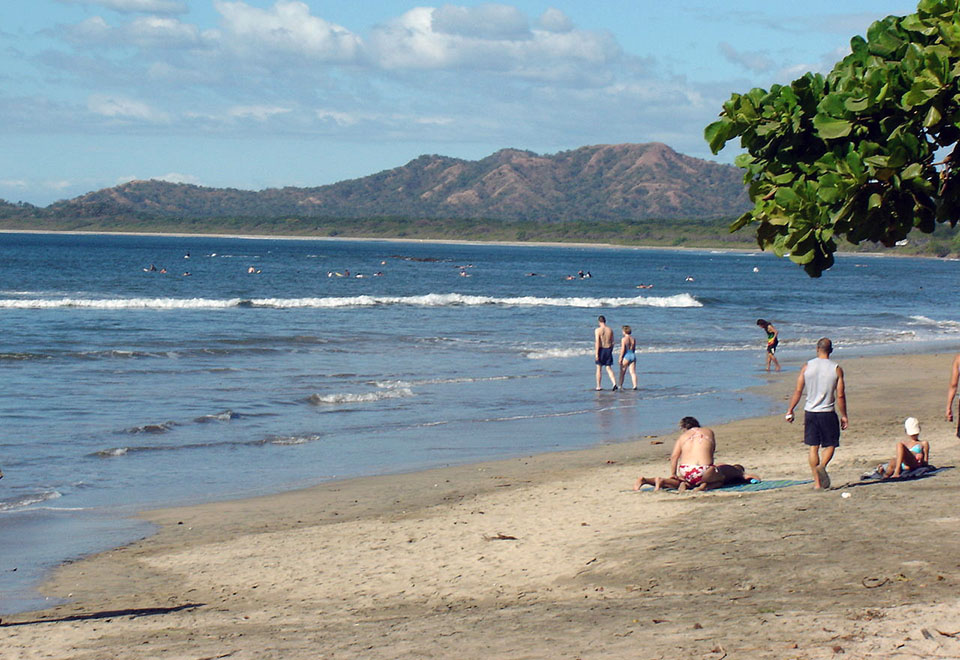 Costa Rica Tamarindo Beach