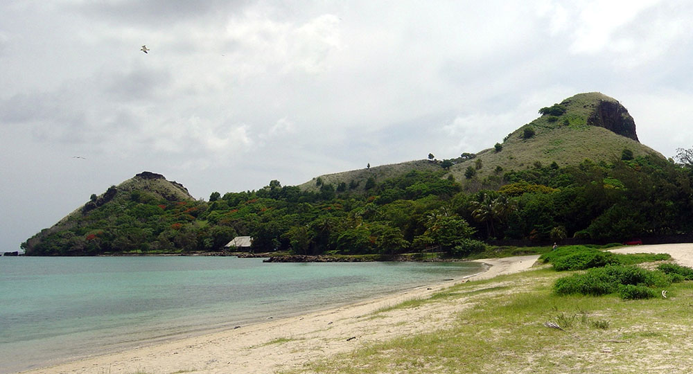 St Lucia Pigeon Island