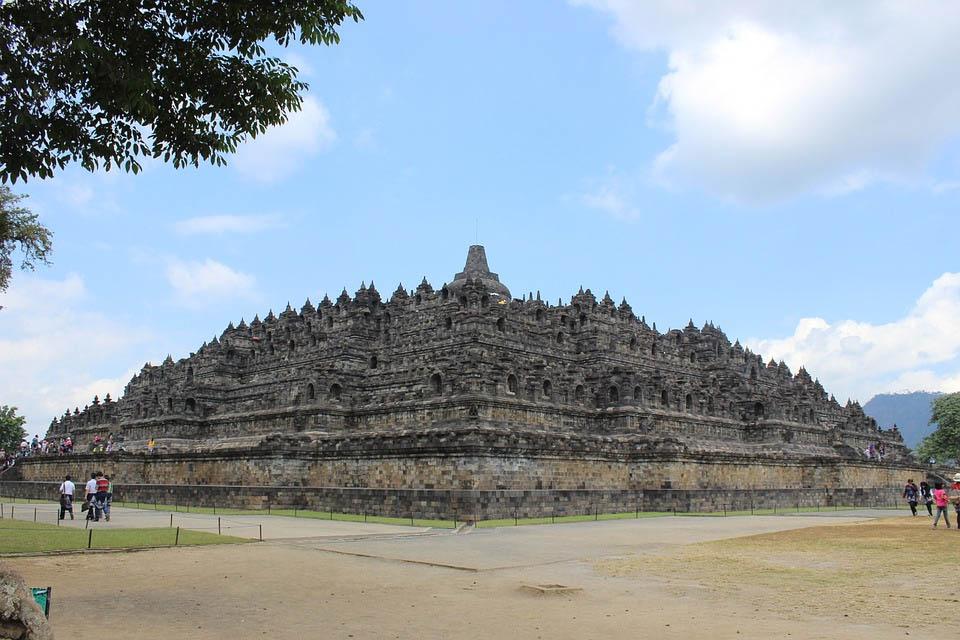 Indonesia Borobudur Temple