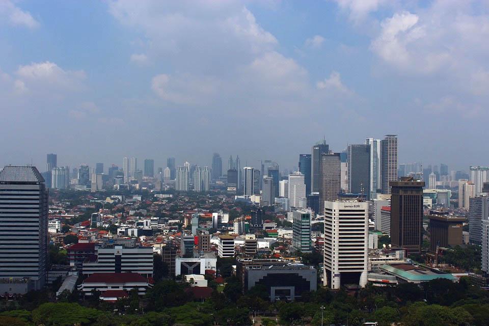 Jakarta Skyline Indonesia