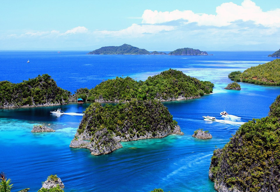 Indonesia Raja Ampat Islands