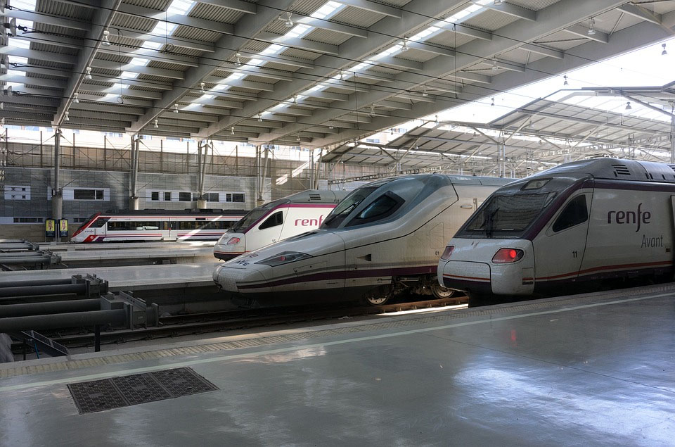 Spain RENFE Trains