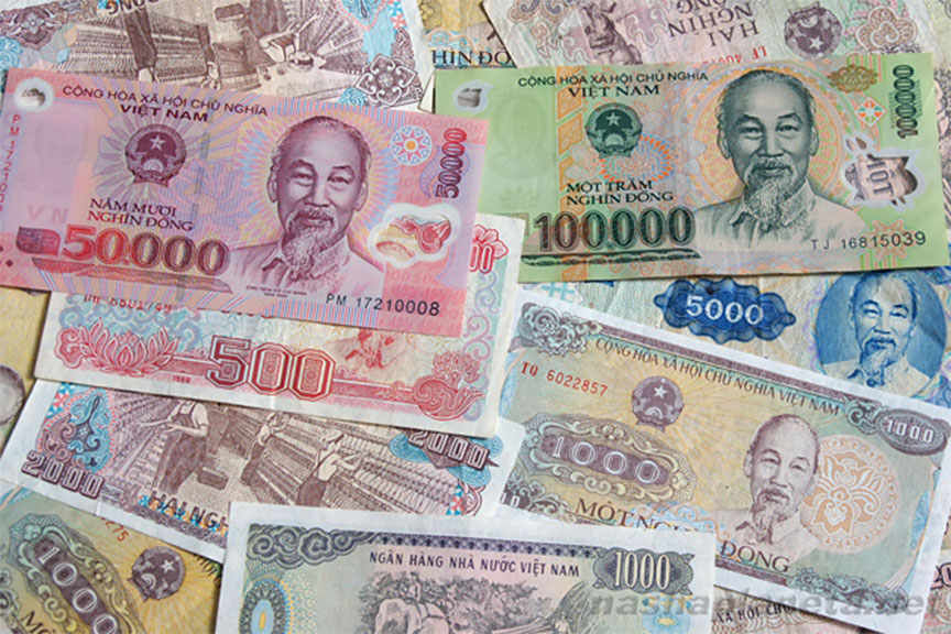 Vietnam Dong Currency