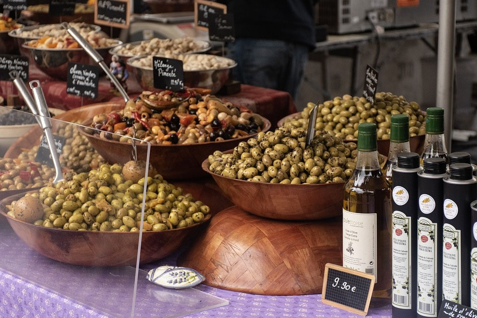 French Olive Oil Market