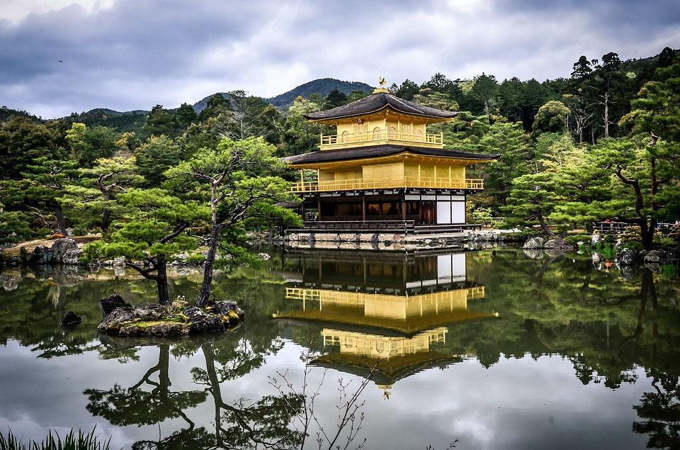 Japan Garden Temple