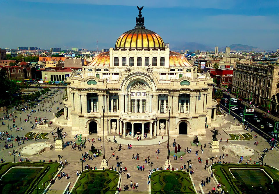Mexico City Museum of Fine Arts