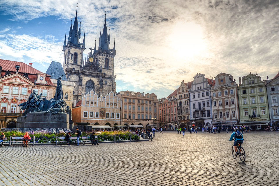 Old Town Prague City Square