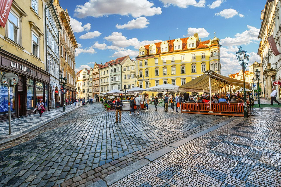 Old Town Prague Czech Republic