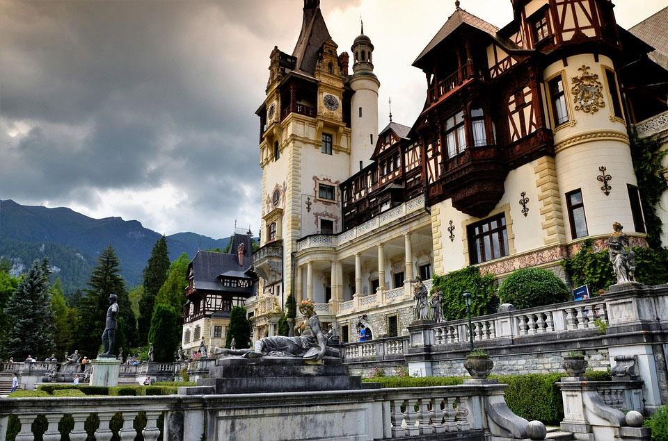 Romania Peles Castle