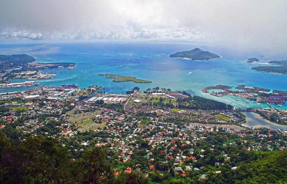 Seychelles Island Victoria