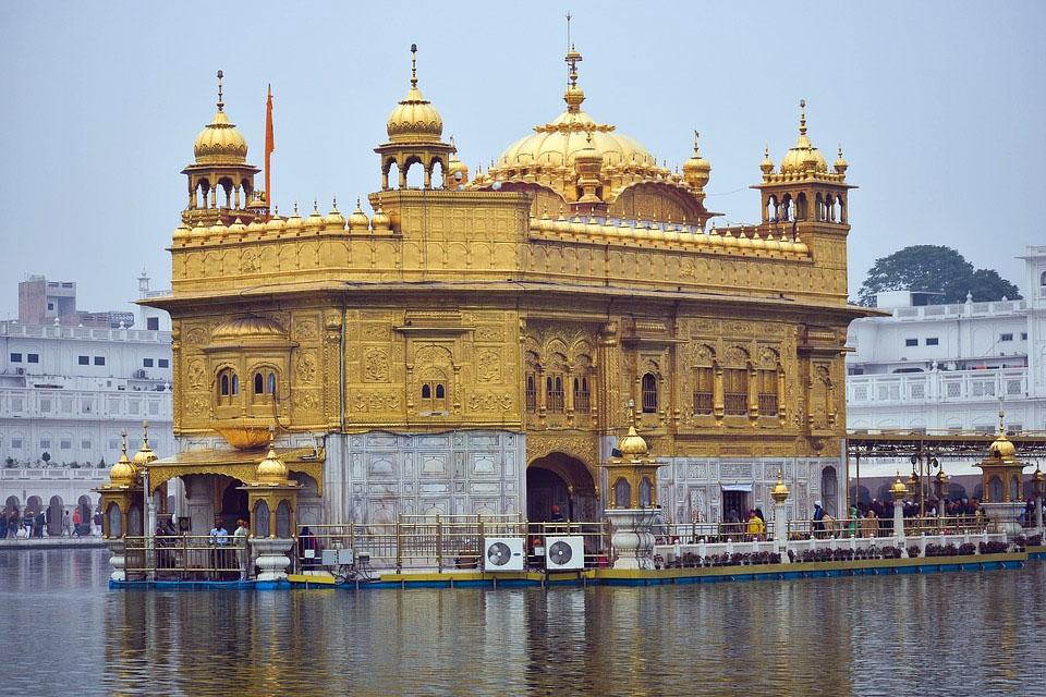 Amritsar Golden Temple Punjab