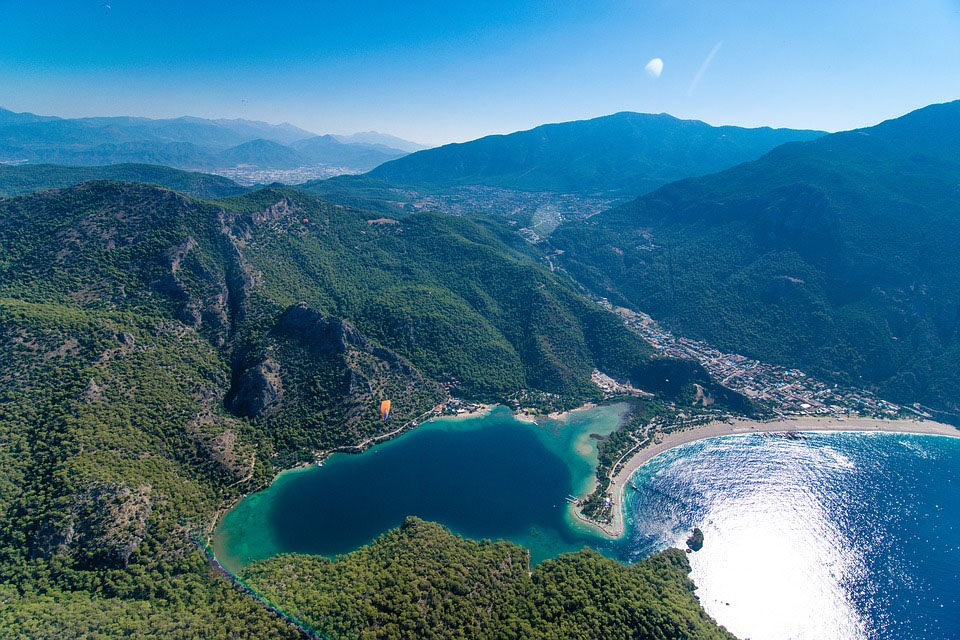 Turkey Oludeniz Blue Lagoon