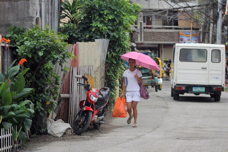 Philippines Rainy Season