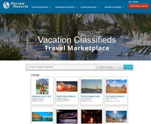 Vacation Classifieds Travel Marketplace