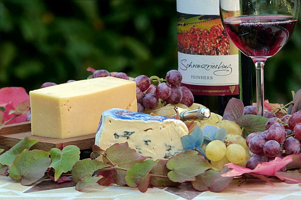 Wine and Cheese Picnic