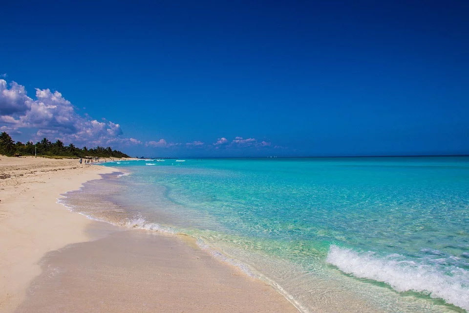 Varadero Beach Havana Cuba
