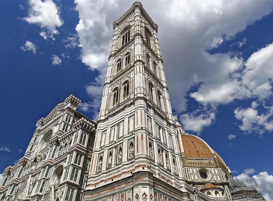Italy Florence Santa Maria Del Fiore Church