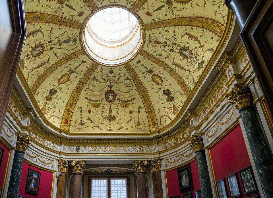 Italy Florence Uffizi Museum