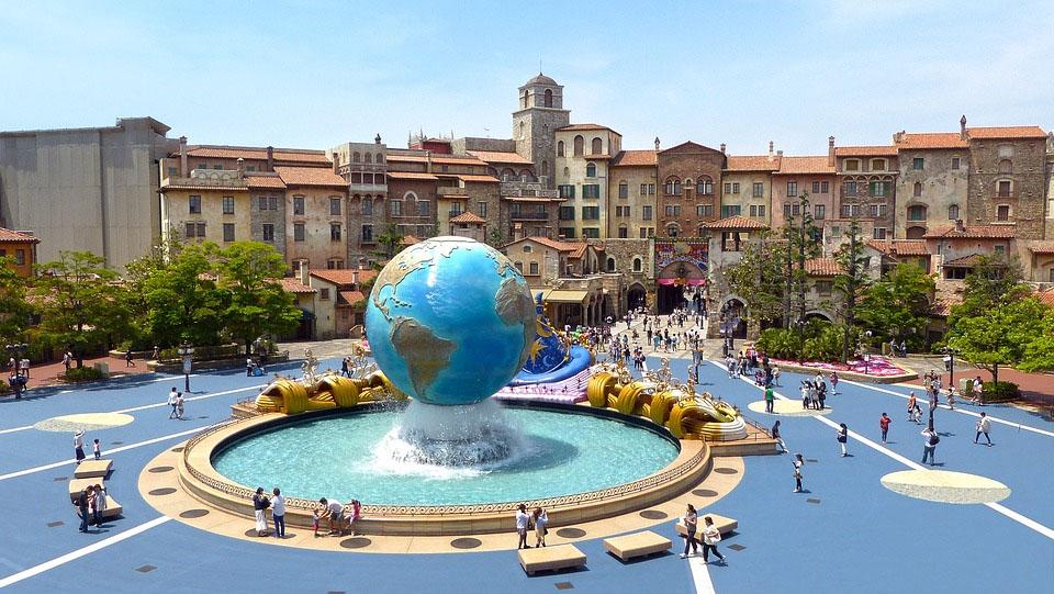 Disney Tokyo Japan