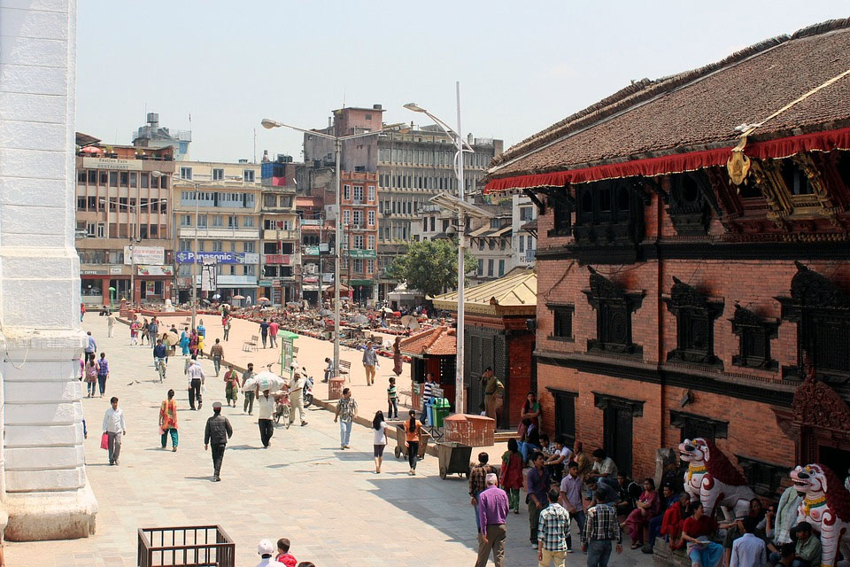 Basantarpur Square Kathmandu Nepal