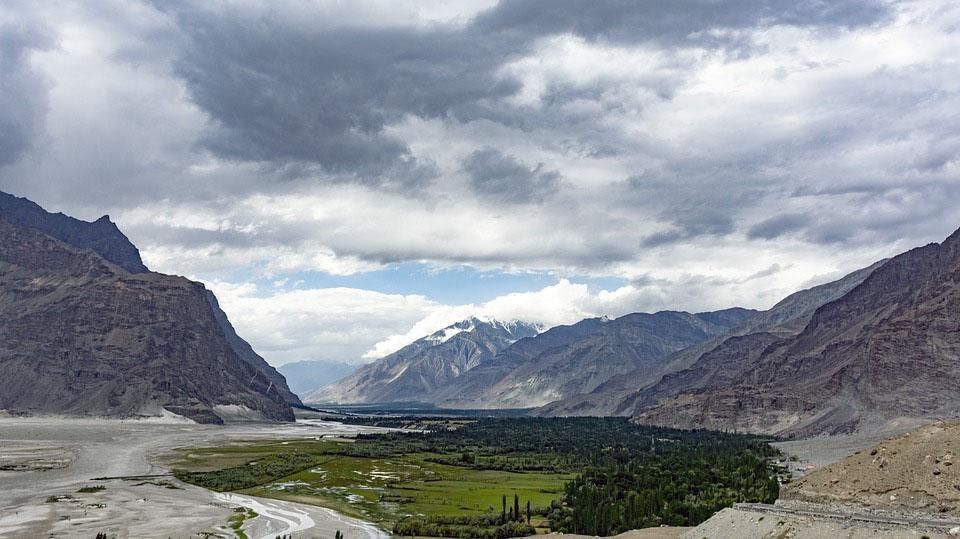 Pakistan Shigar Valley Skardu Himalayas