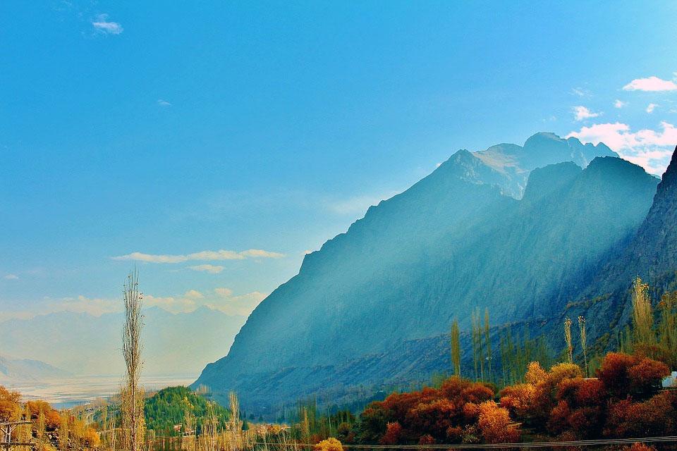Pakistan Skardu Himalayas