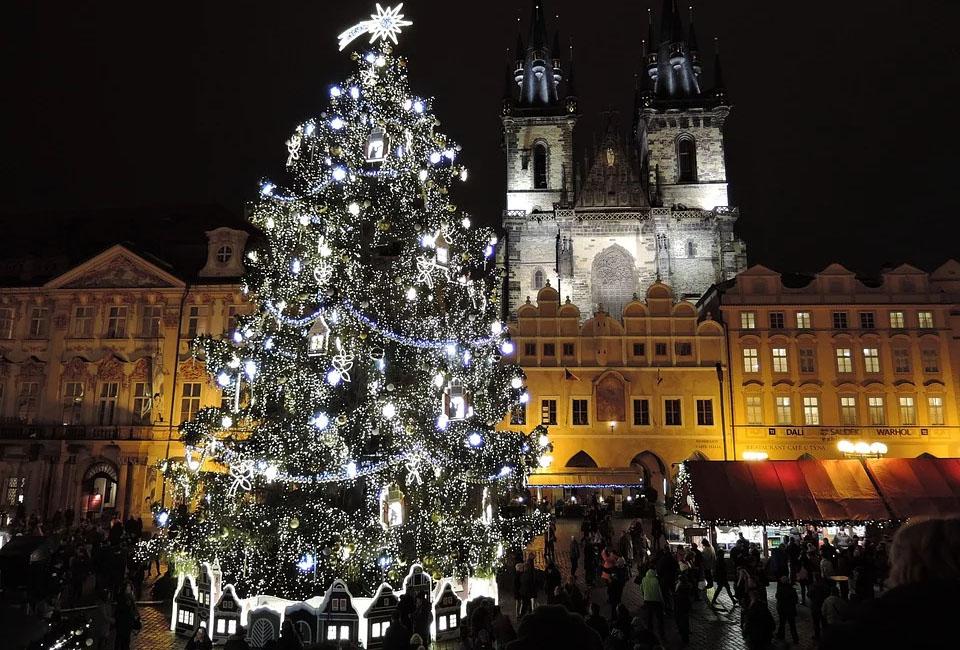 Prague Christmas Time