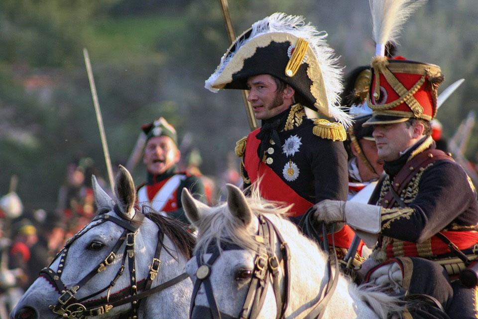 Battle of Waterloo Reenactment