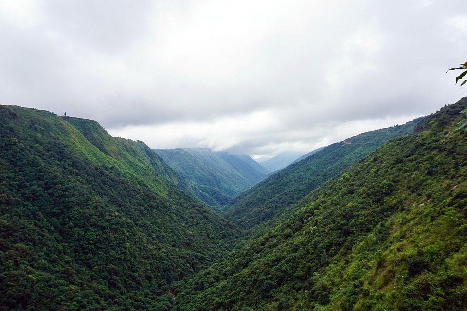 India Cherapunji