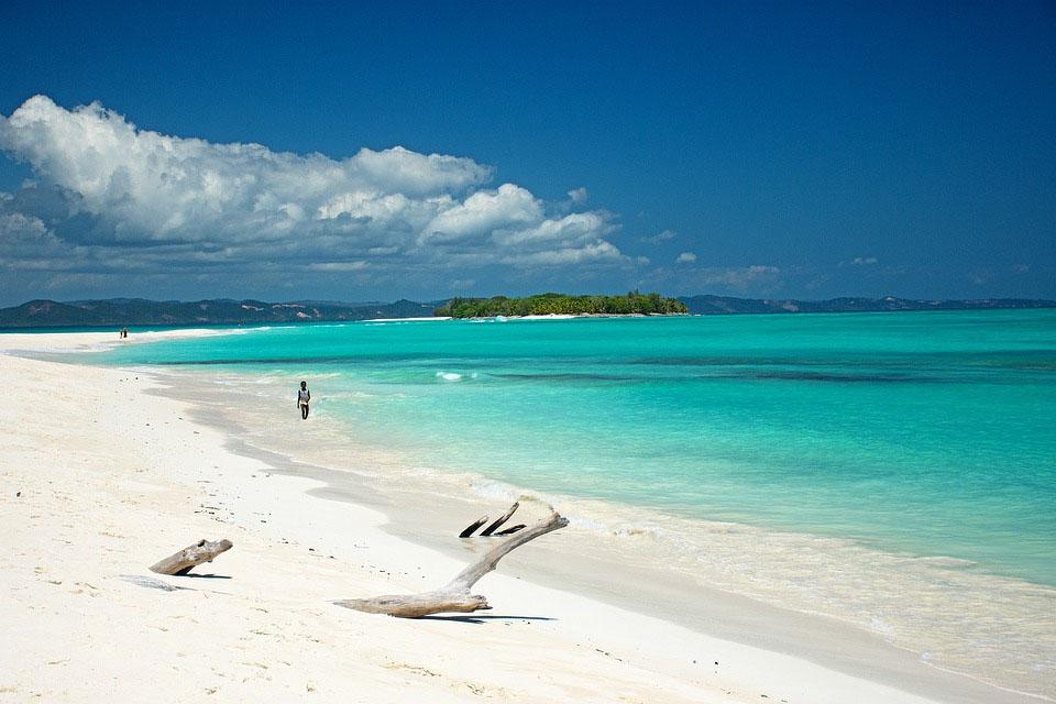 Madagascar Nosy Iranja Beach