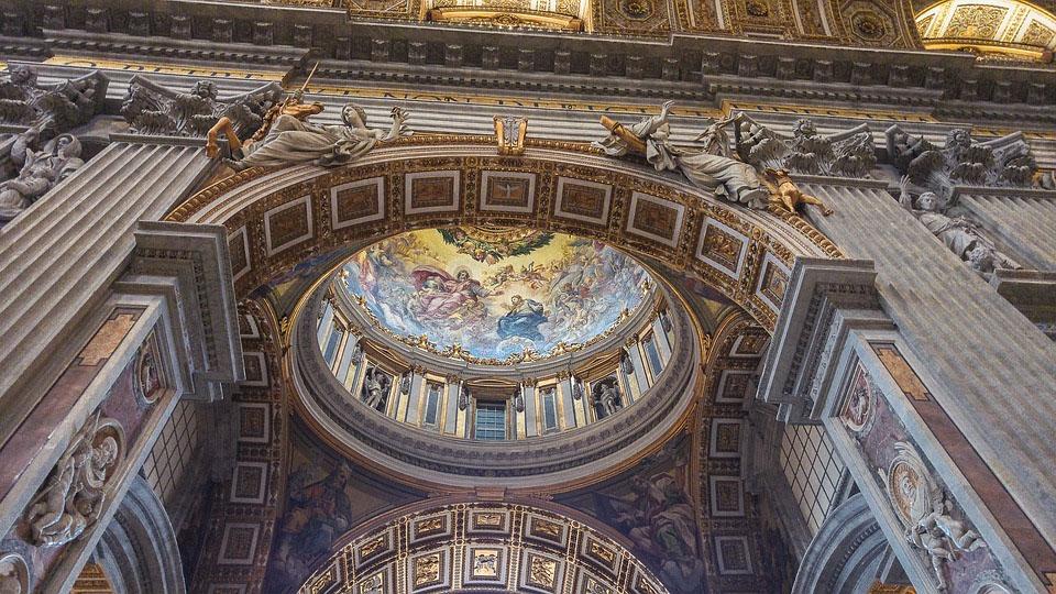 Vatican Basilica Cathedral