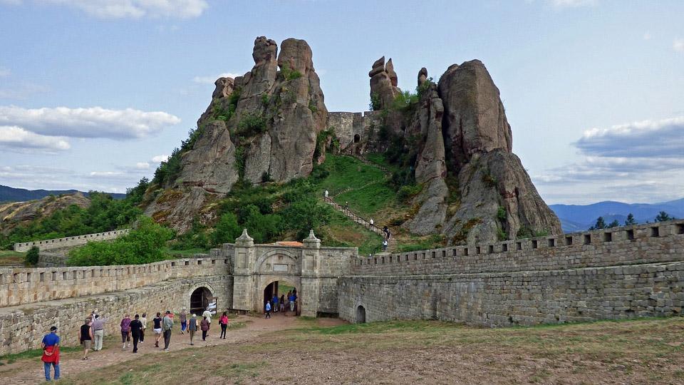 Belogradchik Fortress Bulgaria