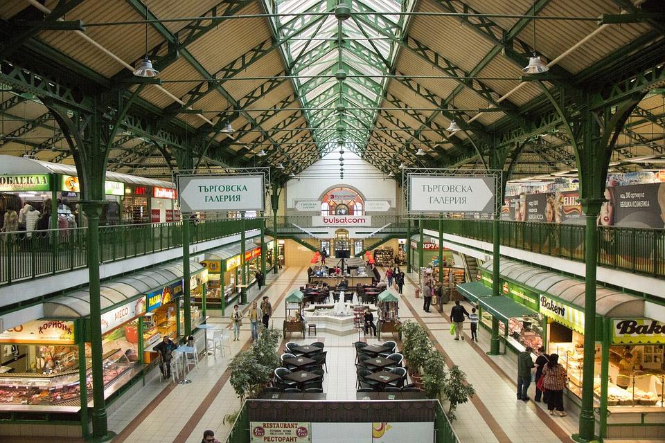 Sofia Market Bulgaria