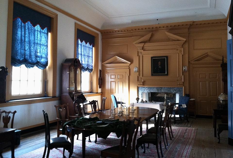 Historical Liberty Hall Philadelphia