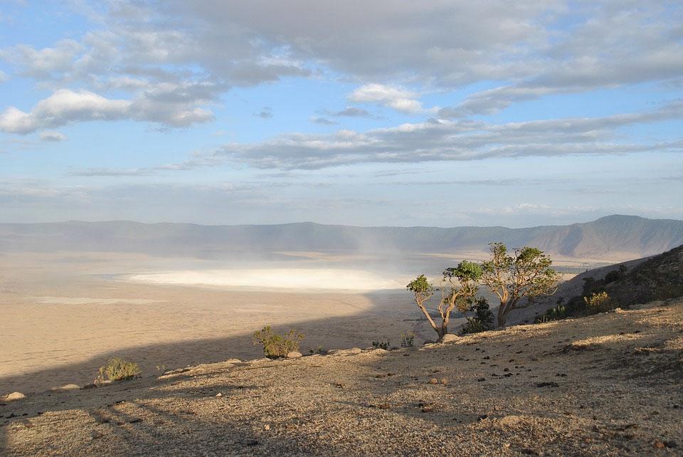Ngorongoro Crater Serengeti Africa