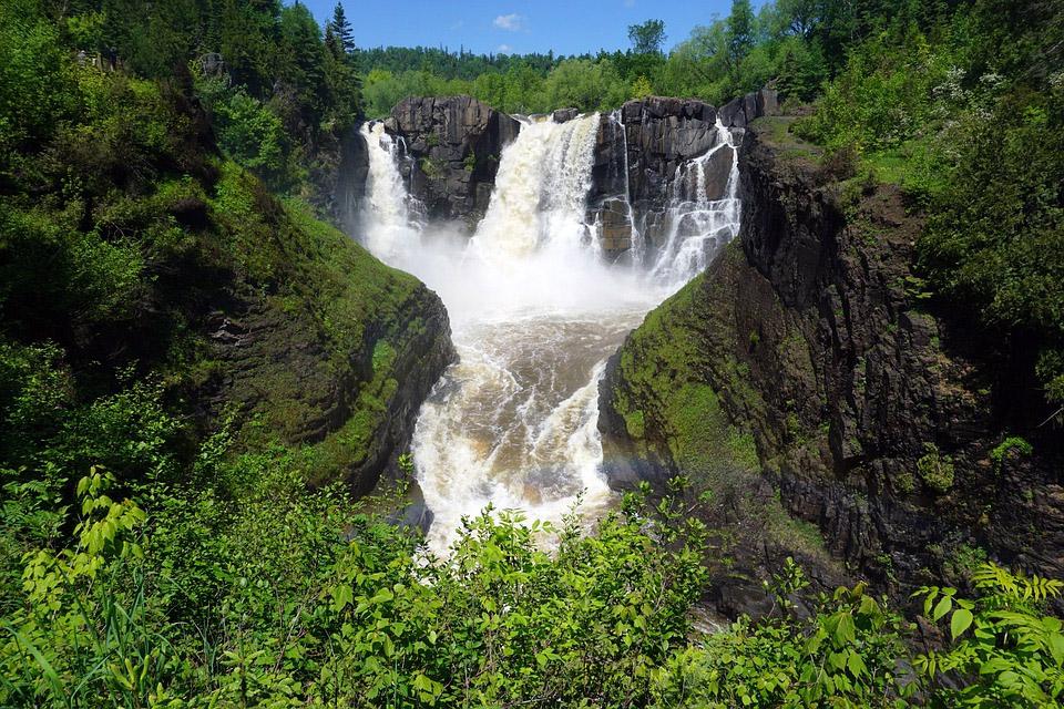 Grand Portage State Park Minnesota