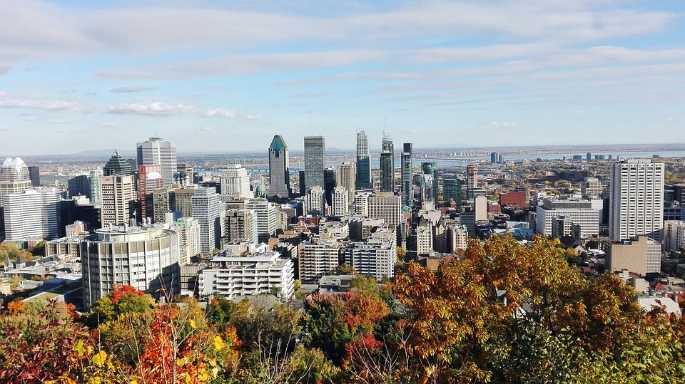 Mount Royal Montreal Canada