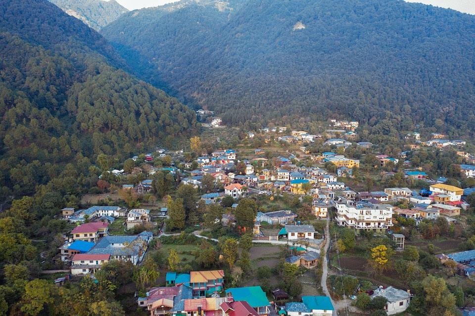 Himachal Pradesh India