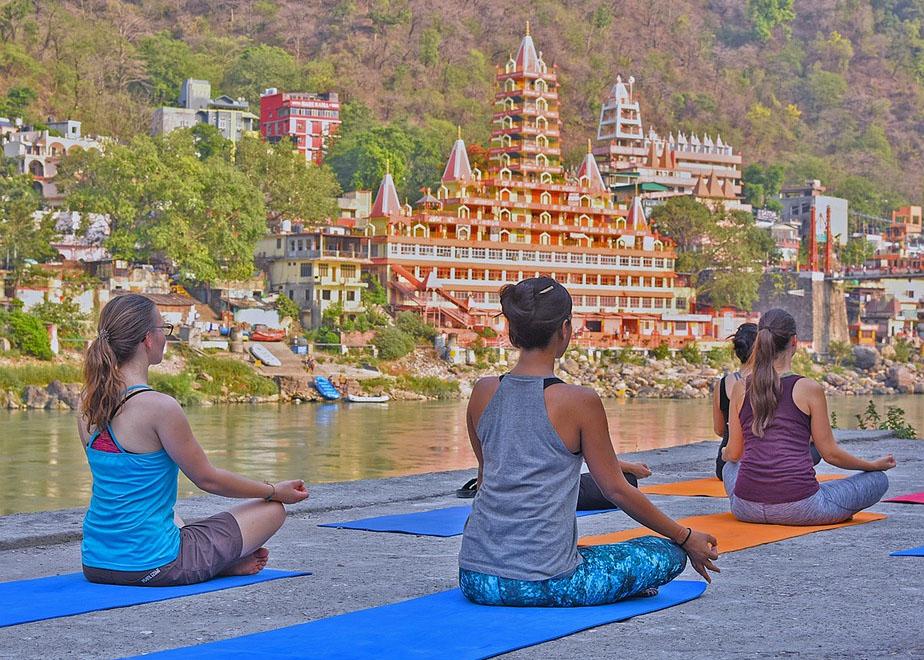 India Rishikesh Yoga