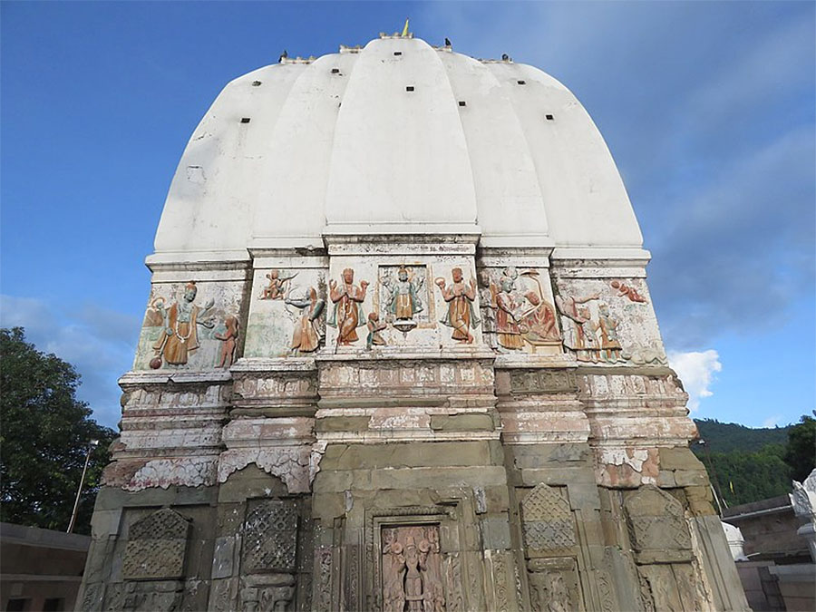 Bharat Mandir Temple India