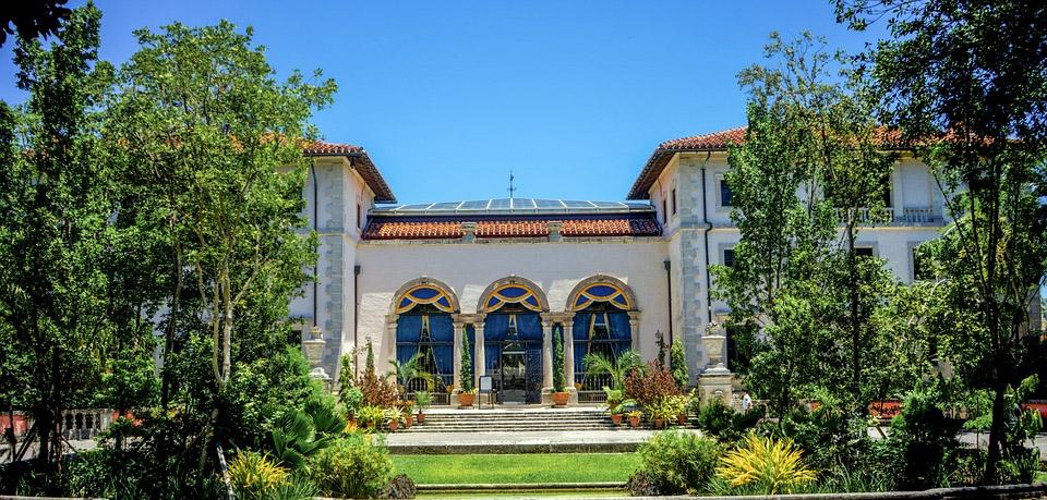 Miami Vizcaya Gardens